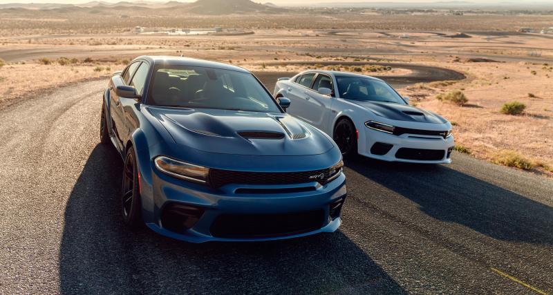 Dodge Charger SRT Hellcat : un kit large pour Américain pressé