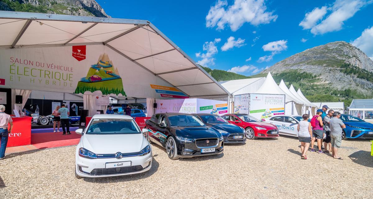 Salon du véhicule électrique et hybride 2019 de Val d'Isère : toutes les infos, les modèles et animations