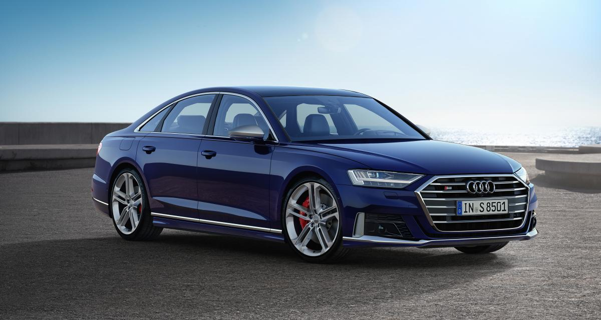 Nouvelle Audi S8 : confort et sport sans effort