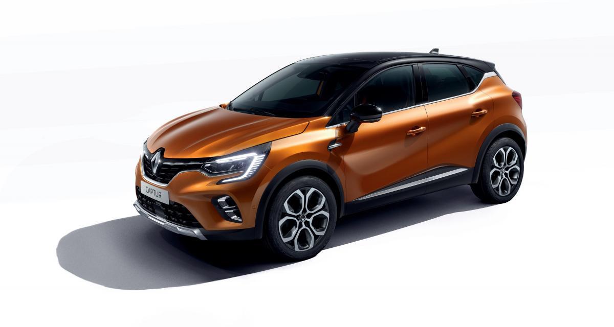 Nouveau Renault Captur : tout nouveau, tout beau