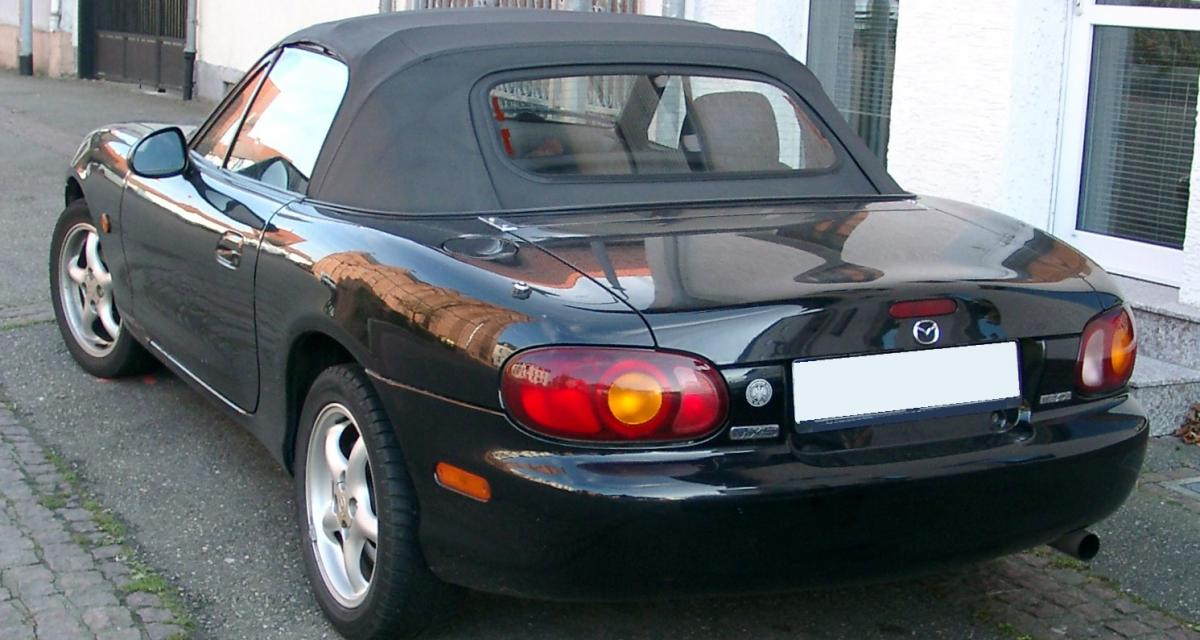 Mazda MX-5 NB : plaisir record