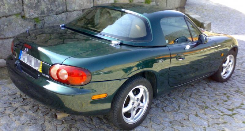 Mazda MX-5 NB : qu'a-t-elle apporté ?