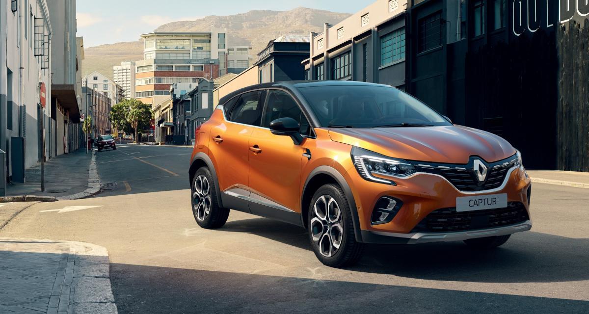 Nouveau Renault Captur : toutes les infos sur le SUV urbain au Losange