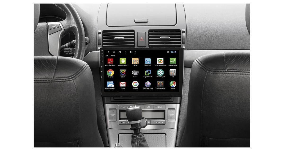 ESX dévoile un autoradio multimédia Android avec écran 10 pouces