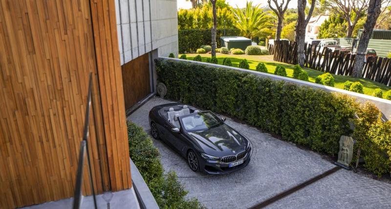 Essai BMW M850i Cabriolet : Petra, mon cab' et moi