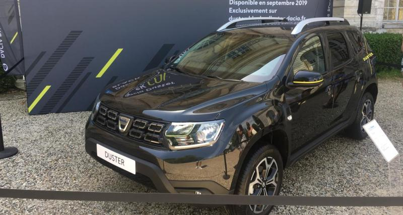 Dacia Duster Black Collector : tout savoir sur la série limitée du SUV en 4 points