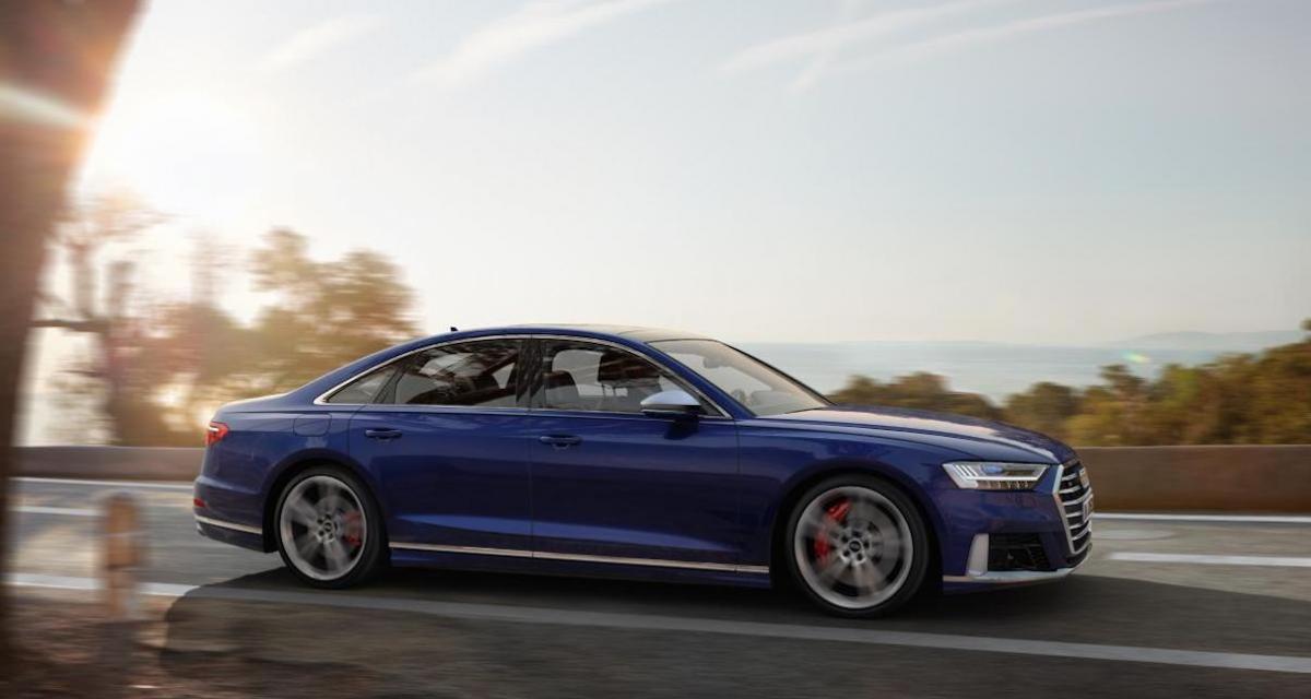 La nouvelle Audi S8 en 4 points