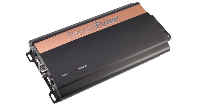Precision Power dévoile un ampli 4 canaux avec Bluetooth intégré