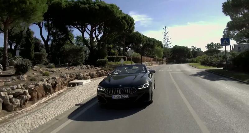 Nouvelle BMW M850i Cabriolet : notre essai en vidéo