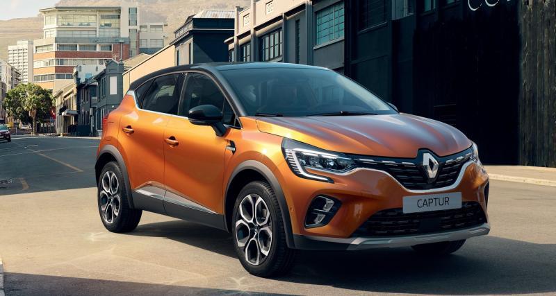 Le nouveau Renault Captur : aussi en hybride