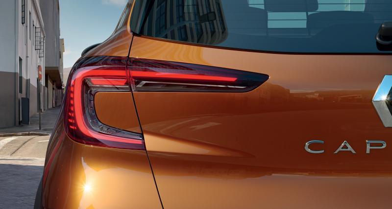 Le nouveau Renault Captur en cinq points