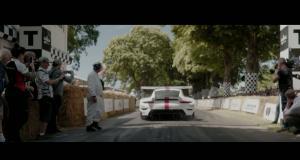 Nouvelle Porsche 911 RSR: première mondiale à Goodwood (vidéo)