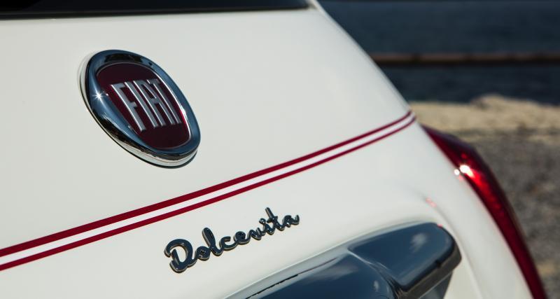 Fiat 500 Dolcevita : 30ème série spéciale pour le pot de yaourt