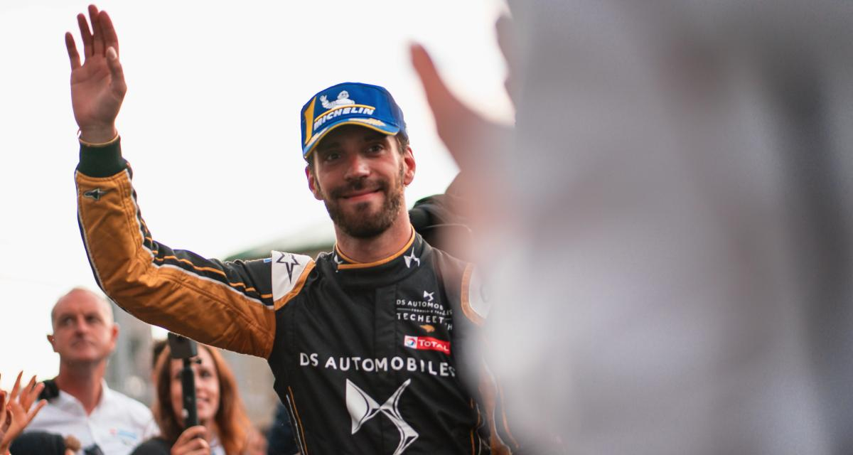Formule E : Jean-Eric Vergne champion du monde si...