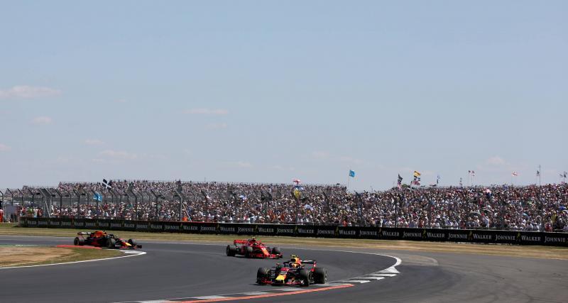 GP de Grande-Bretagne de F1 : le programme TV