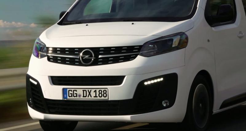 Opel Zafira Life : notre essai du van en vidéo