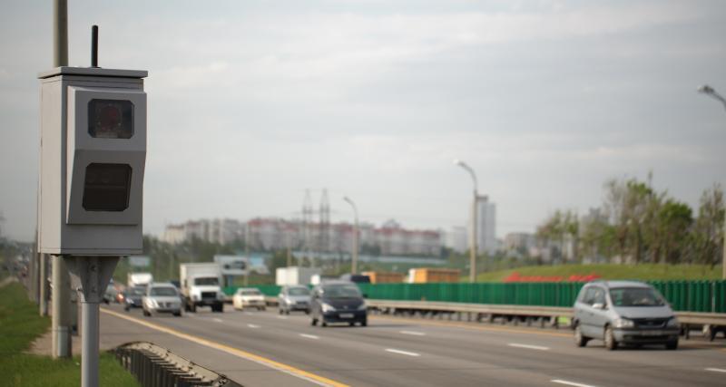 Un automobiliste flashé à 140 km/h sur une départementale limitée à 80