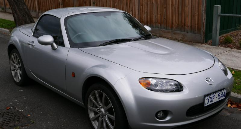 Mazda MX-5 NC : vers de grands horizons