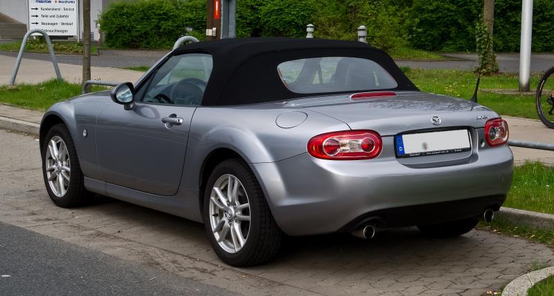 Mazda MX-5 NC : qu'a-t-elle apporté ?