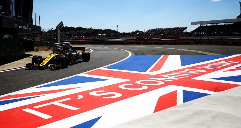 Essais libres du GP de Grande-Bretagne de F1 : à quelle heure et sur quelle chaîne ?