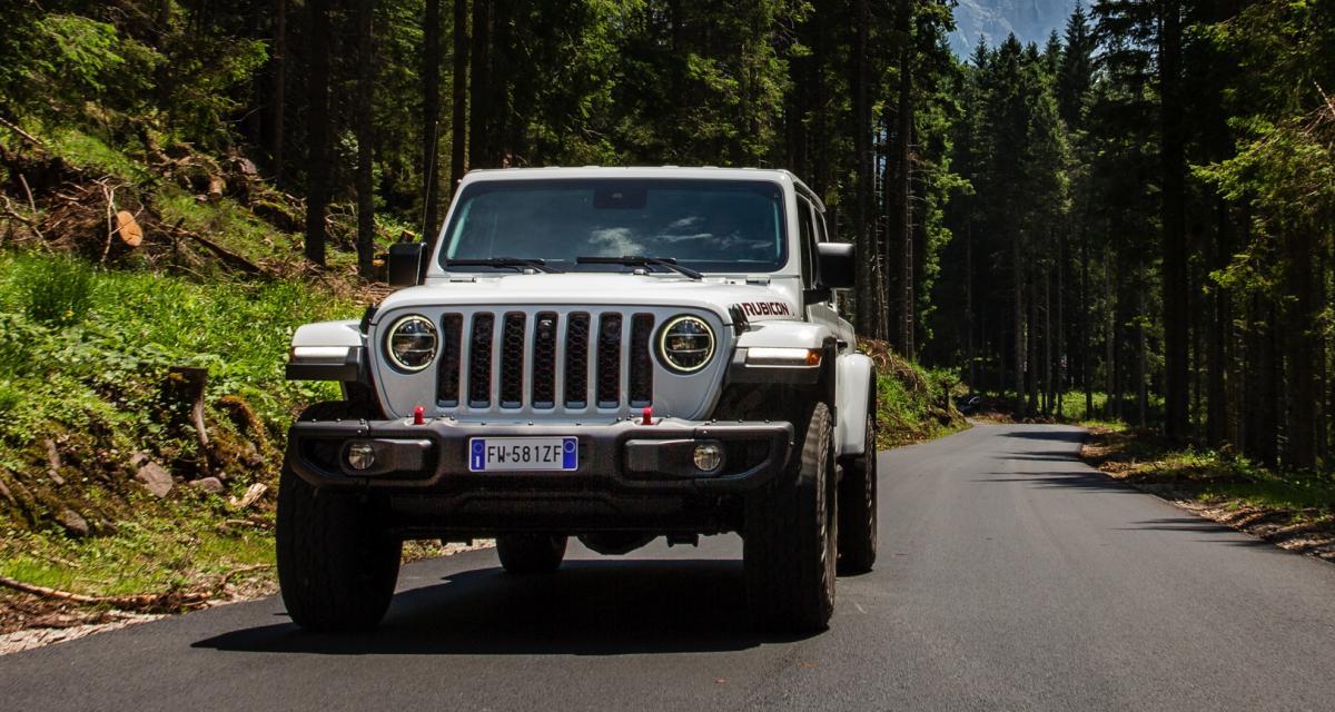 Nouveau pick-up Jeep Gladiator : grande première au prochain Jeep Camp européen
