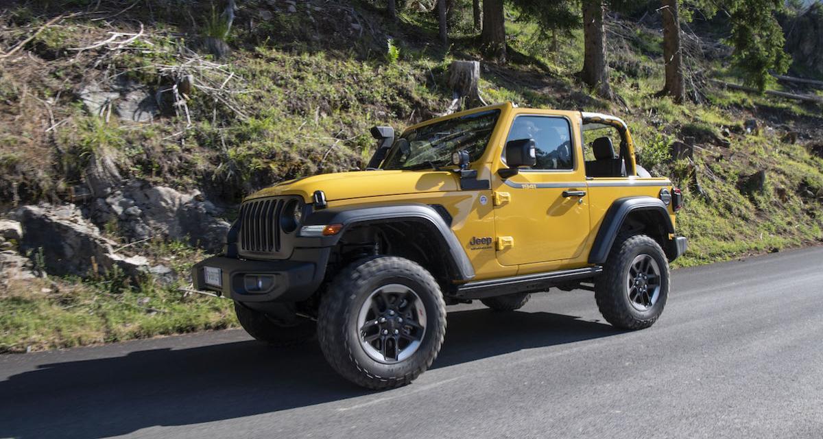 Jeep Camp Europe 2019 : jusqu'où ira le Jeep Wrangler ?