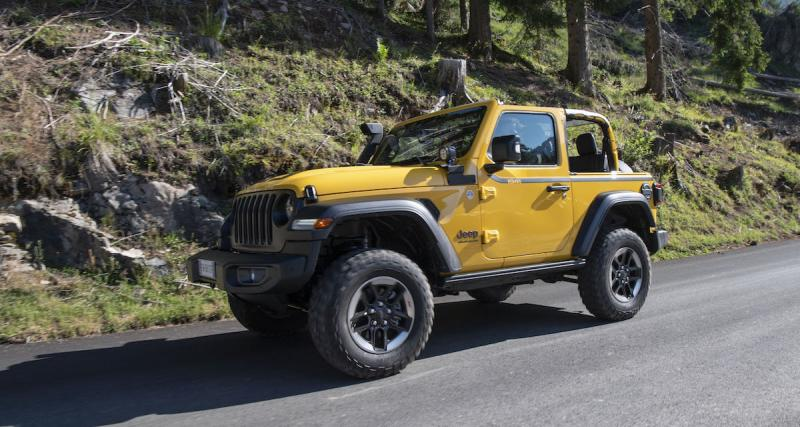 Jeep Camp Europe 2019 : jusqu'où ira le Jeep Wrangler ?
