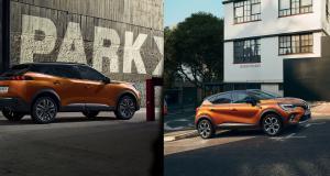 Peugeot 2008 vs Renault Captur : le duel des SUV français en vidéo