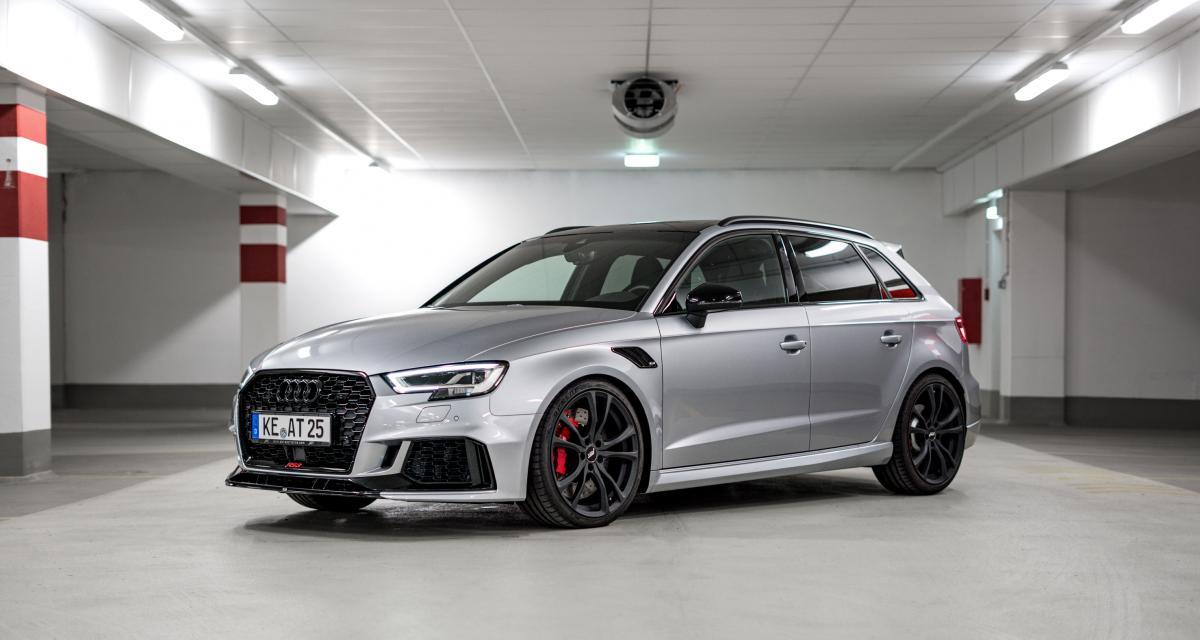 Audi RS3 par ABT : la compacte préparée en 3 points