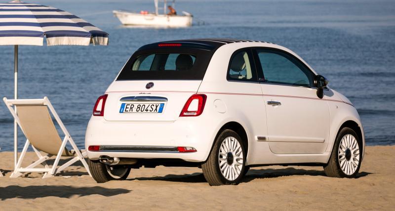 Par quoi se distingue la Fiat 500 Dolcevita ?