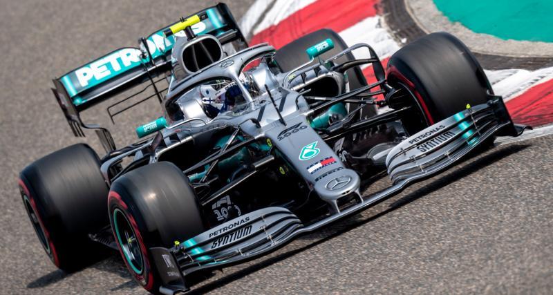GP de Grande-Bretagne de F1 : Valtteri Bottas en pole position, la grille de départ