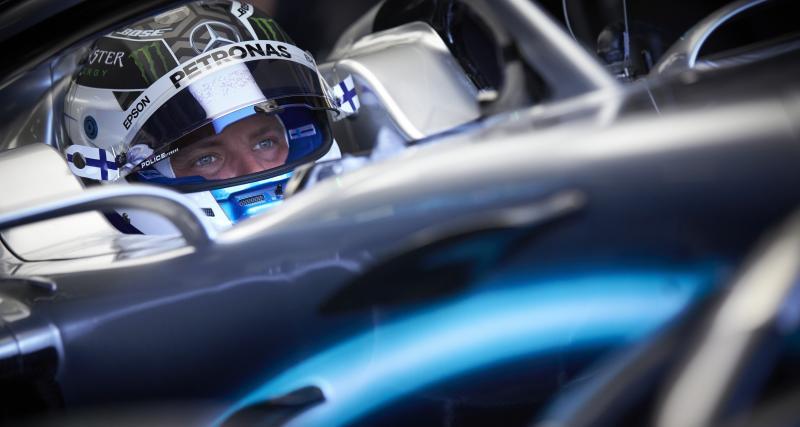 Grand Prix de Grande-Bretagne de F1 : la pole position de Valtteri Bottas en vidéo