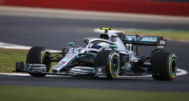 GP de Grande-Bretagne de F1 : la réaction de Valtteri Bottas en vidéo après sa pole position