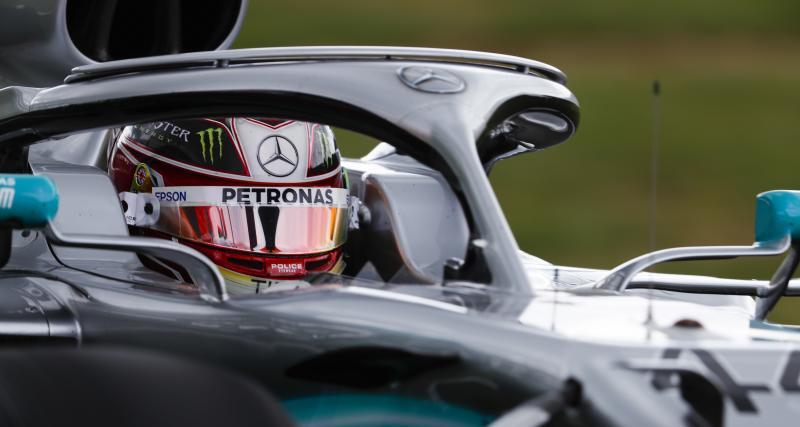 Grand Prix de Grande-Bretagne de F1 : la réaction de Lewis Hamilton en vidéo après les qualifications