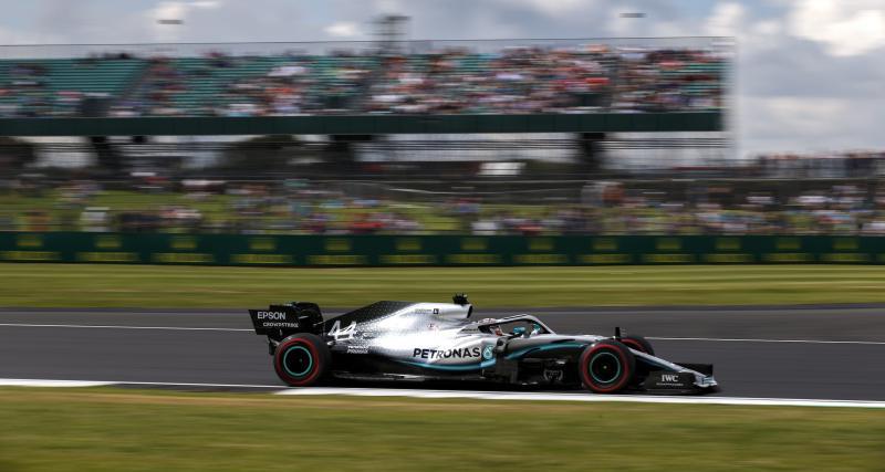 Grand Prix de Grande-Bretagne de F1 : le replay du départ en vidéo
