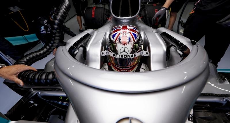 Grand Prix de Grande-Bretagne de F1 : l'attaque d'Hamilton sur Bottas en vidéo