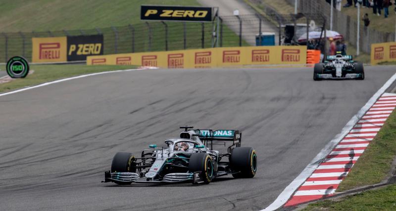 GP de Grande Bretagne de F1 : victoire de Lewis Hamilton sur sa Mercedes, le classement complet