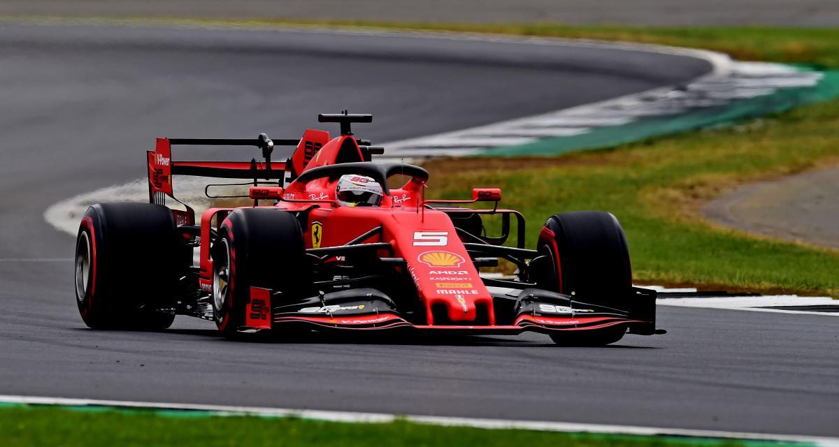 Grand Prix de Grande-Bretagne de F1 : la collision Vettel - Verstappen en vidéo