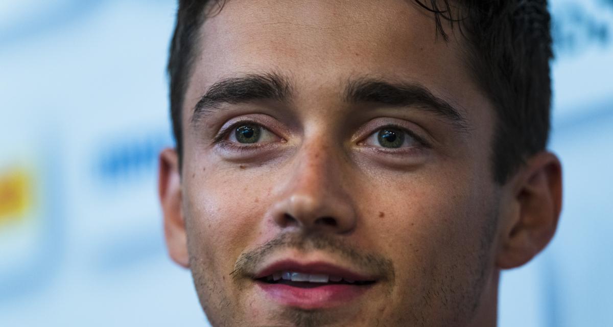 Grand Prix de Grande-Bretagne de F1 : l'interview de Charles Leclerc en vidéo après sa 3e place en course