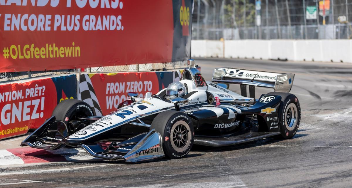 IndyCar : Pagenaud s'impose et remonte sur le podium