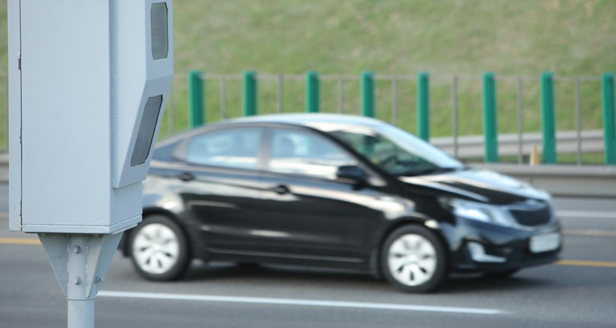 Flashé au volant à 190 km/h sur une route limitée à 100