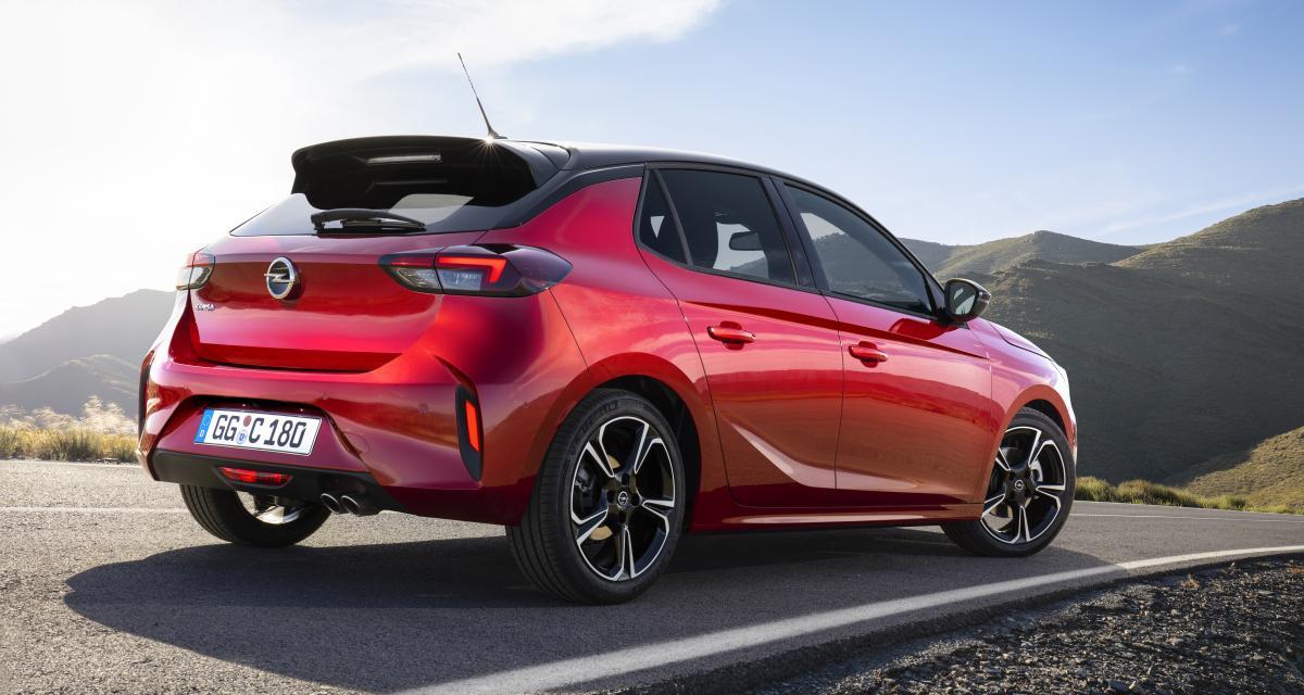 Nouvelle Opel Corsa : un premier prix canon !