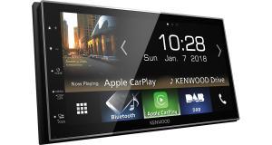 Un autoradio DAB spécial Smartphone à prix canon chez Kenwood