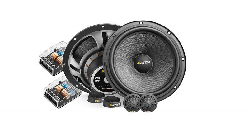 Eton dévoile sa nouvelle gamme de haut-parleurs PRS, HP connus pour leur rapport qualité/prix