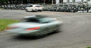 Course-poursuite avec la police à 183 km/h