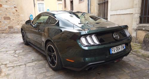 Ford Mustang Bullit : les photos de notre essai