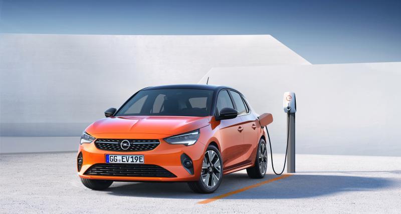Opel Corsa-e : tous les prix de la citadine électrique (vidéo)