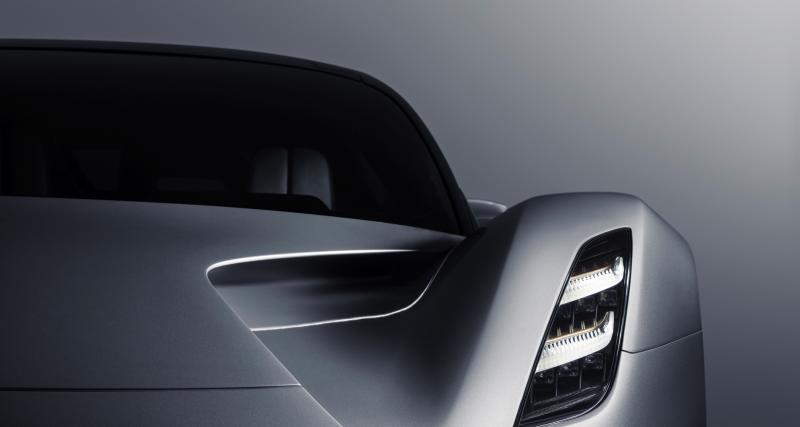 Lotus Evija : l'hypercar électrique de 2000 chevaux en vidéo