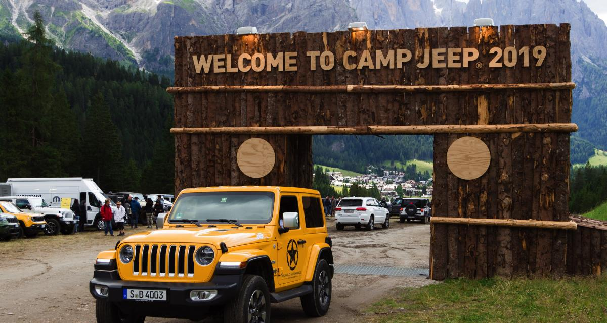 Camp Jeep 2019 : toutes les photos officielles de l'édition européenne