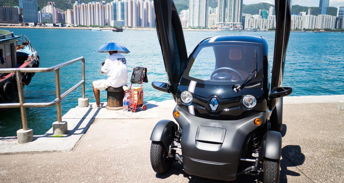 Renault électrique : le losange s'échine dans l'empire du Milieu